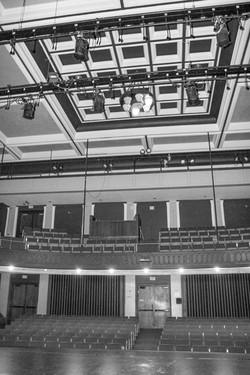 Alumni Lofts Historic Auditorium