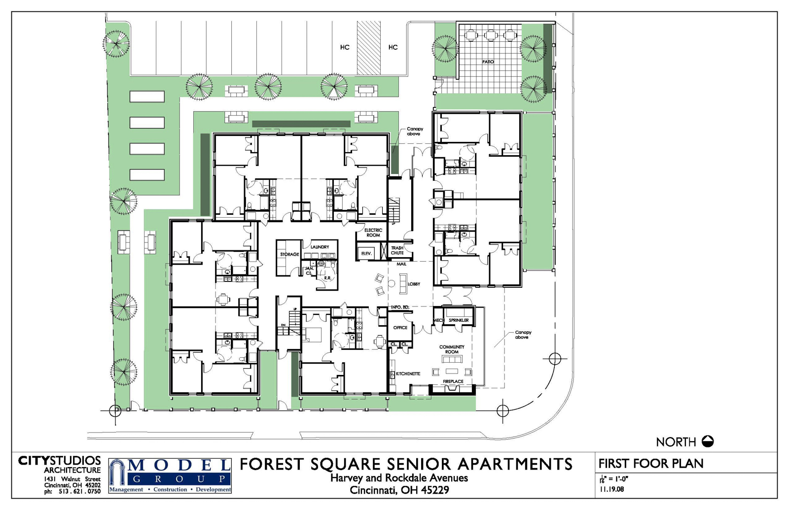 Forest Square Senior Plan