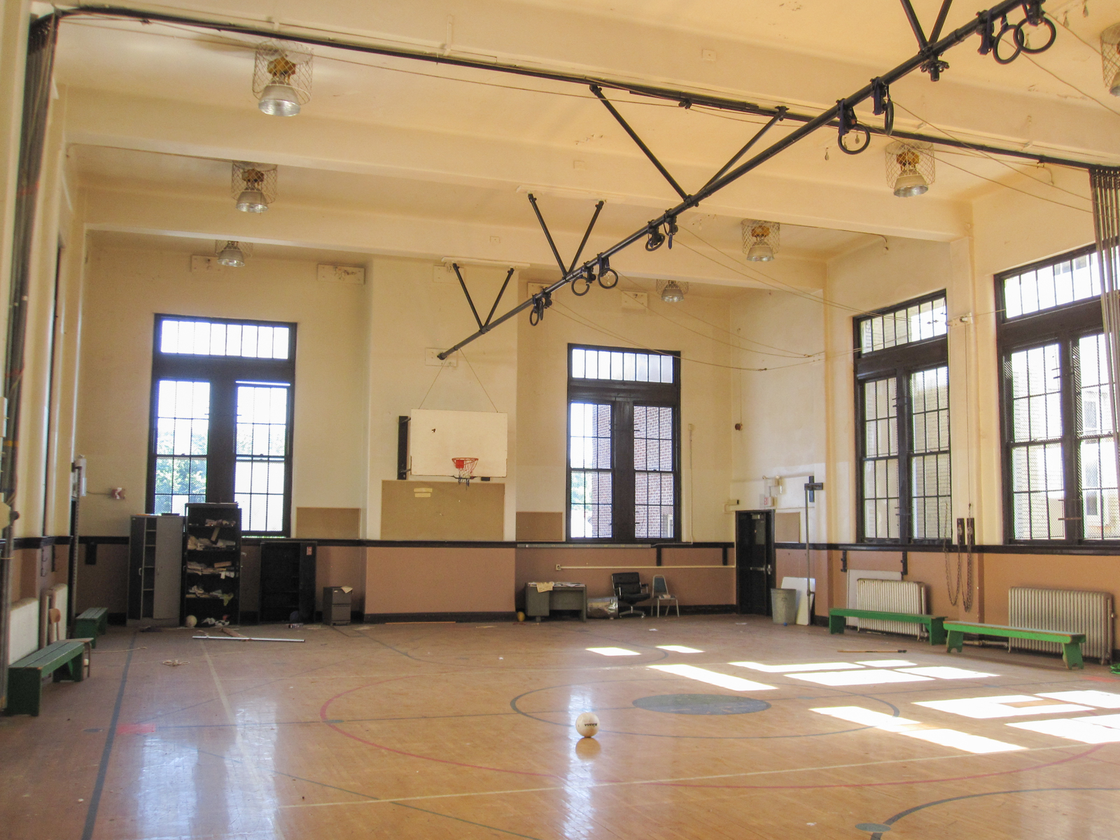 Sands Senior Historic Gym 2