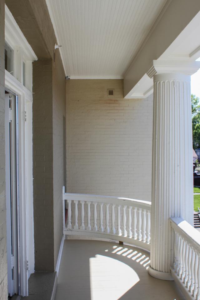 Elberon Historic Balcony 1