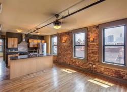 Nicolay Lofts Kitchen Living Room 1