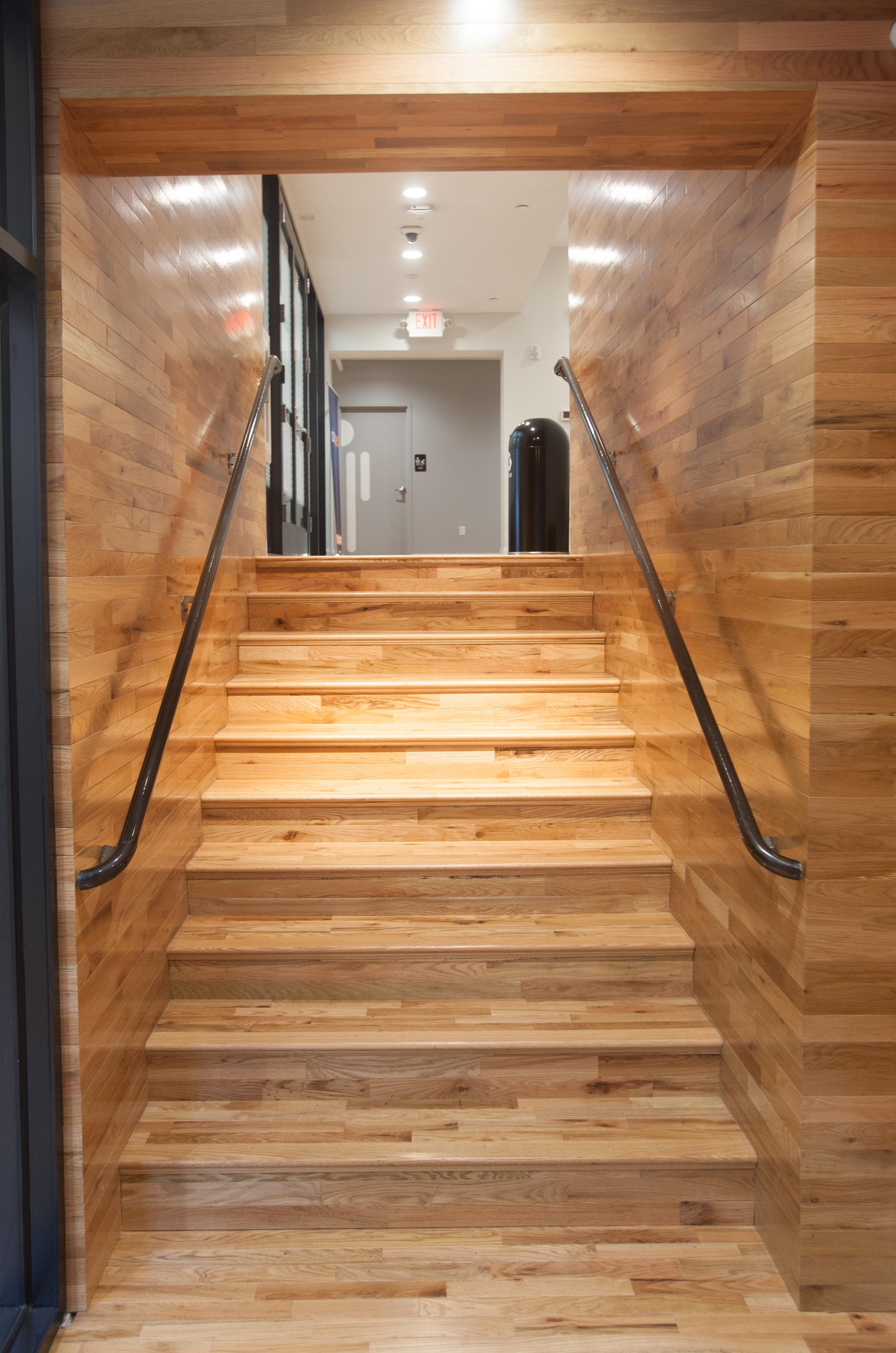Cintrifuse Union Hall Stair