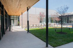 Shelterhouse Courtyard
