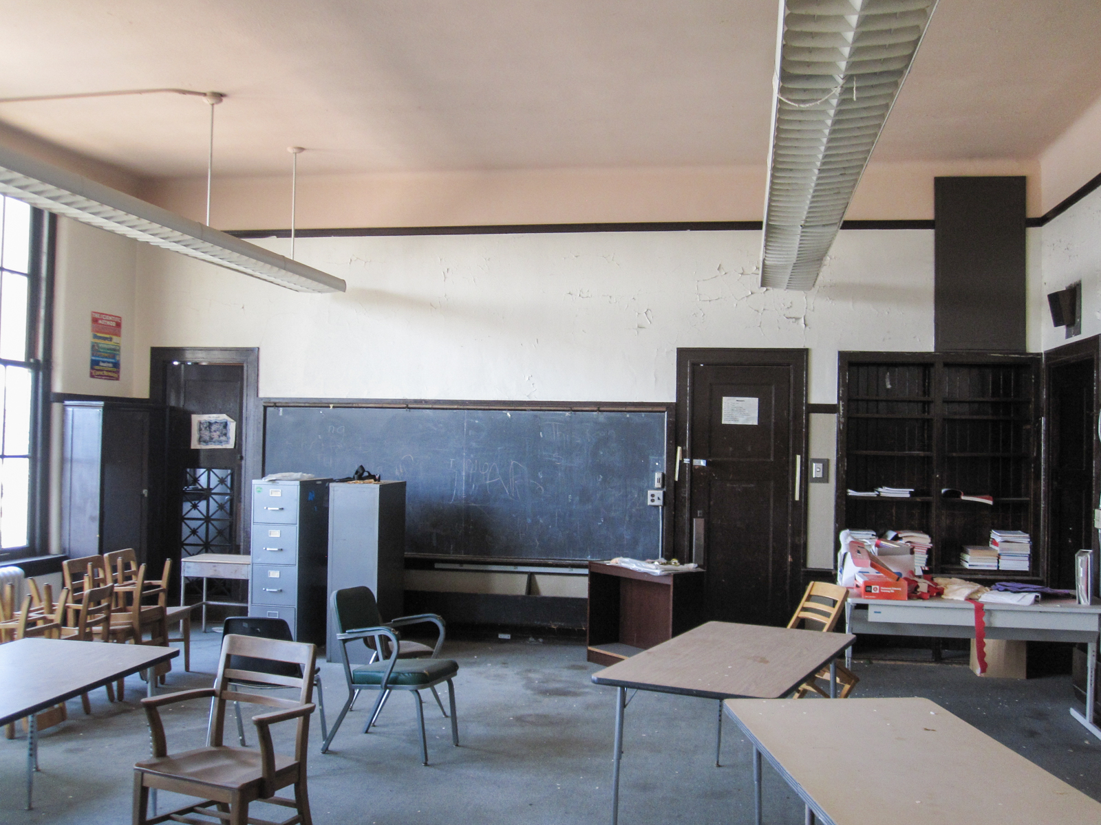 Sands Senior Historic Classroom 1