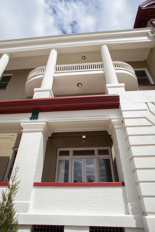Elberon Historic Balcony 2