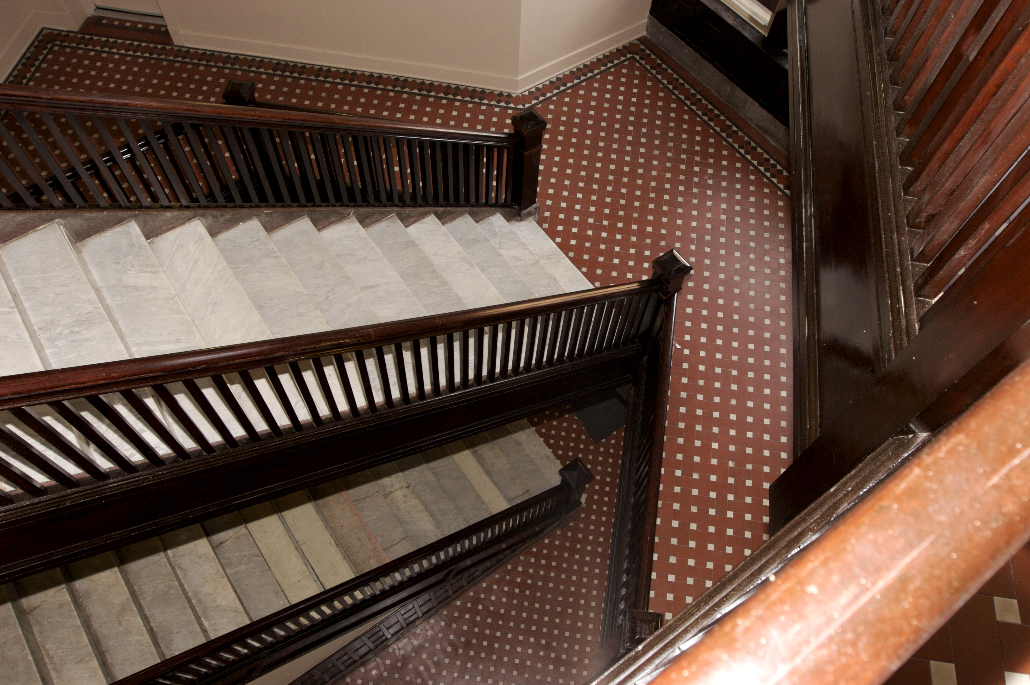 Navarre Garrone Historic Stair 5