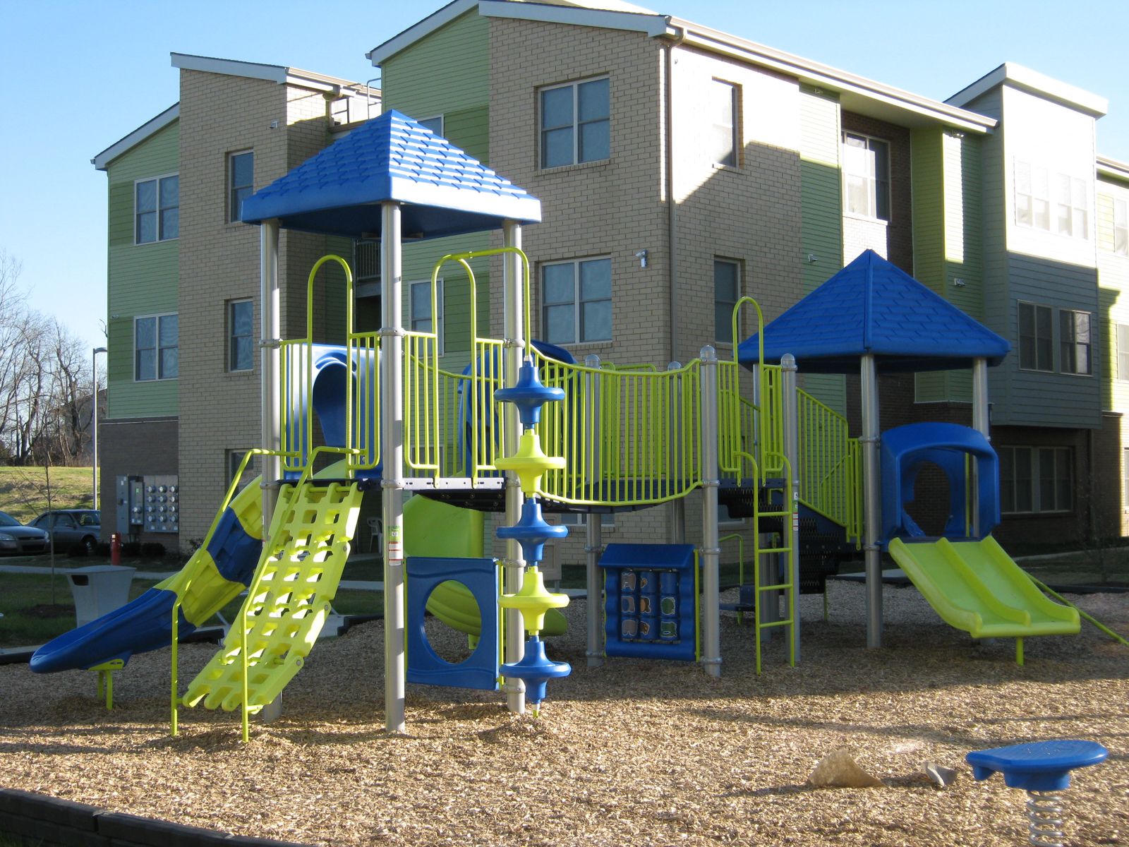 Parkside Phase 2 Playground