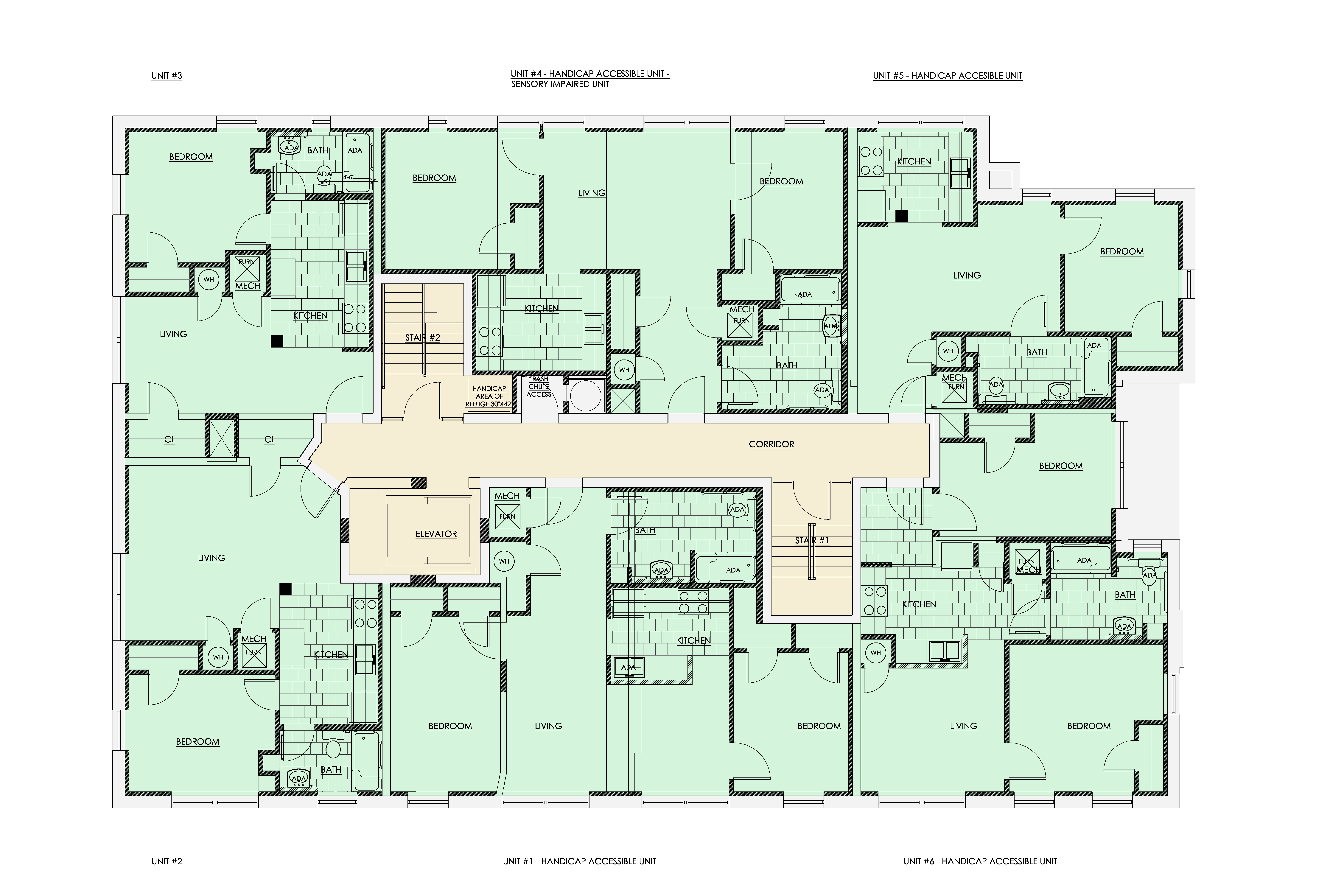 Burnet Place Floorplan