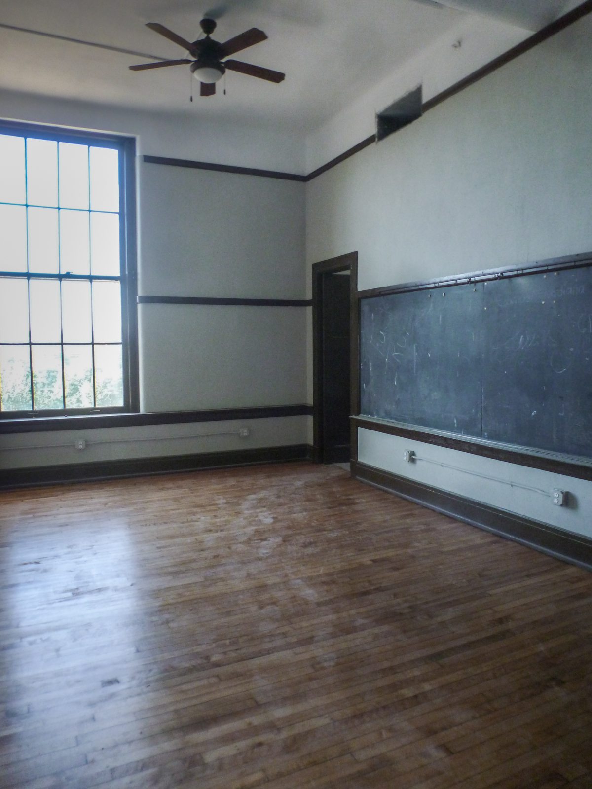 Sands Senior Historic Classroom 3