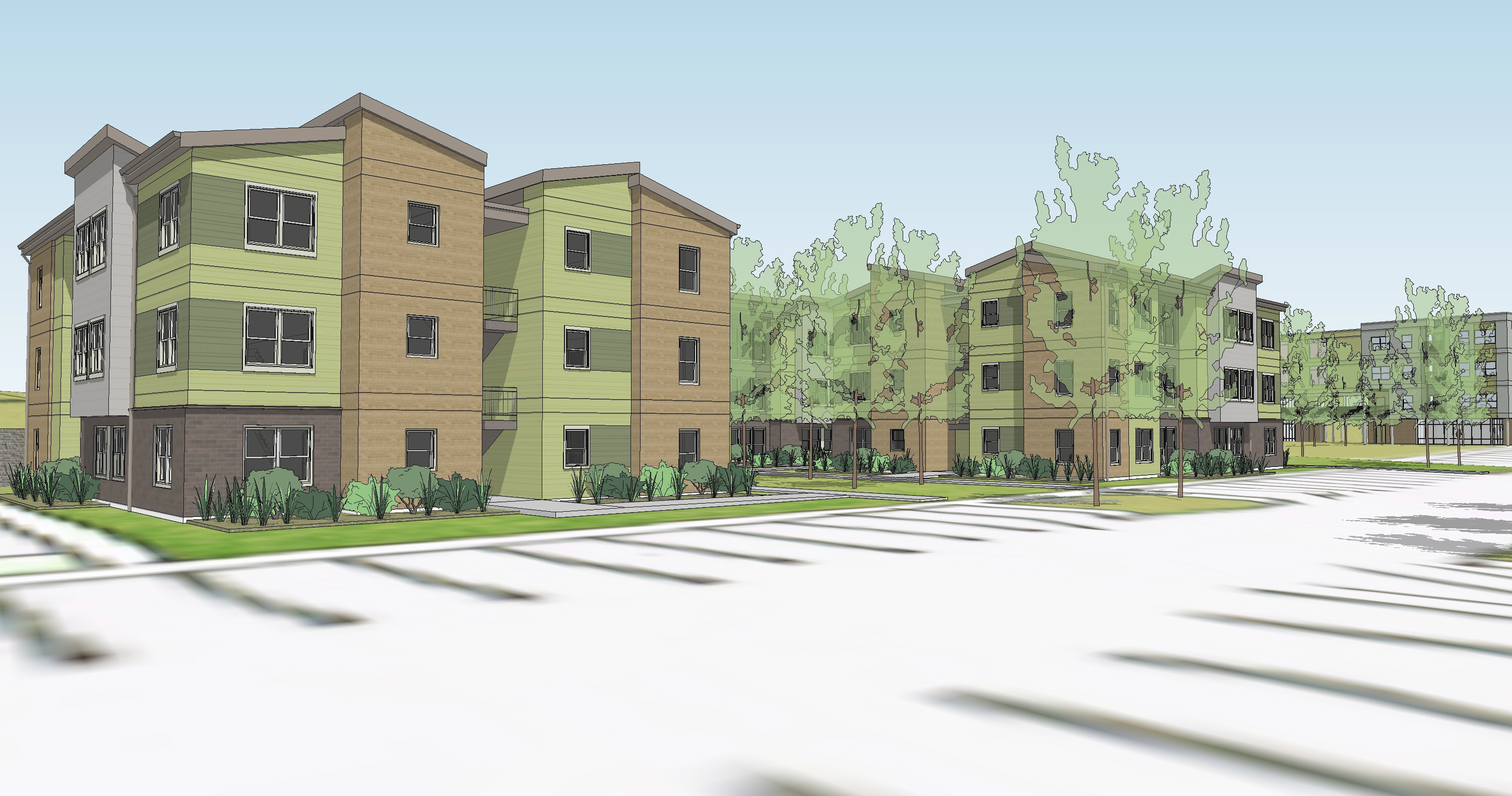Parkside Phase 2 Rendering 1