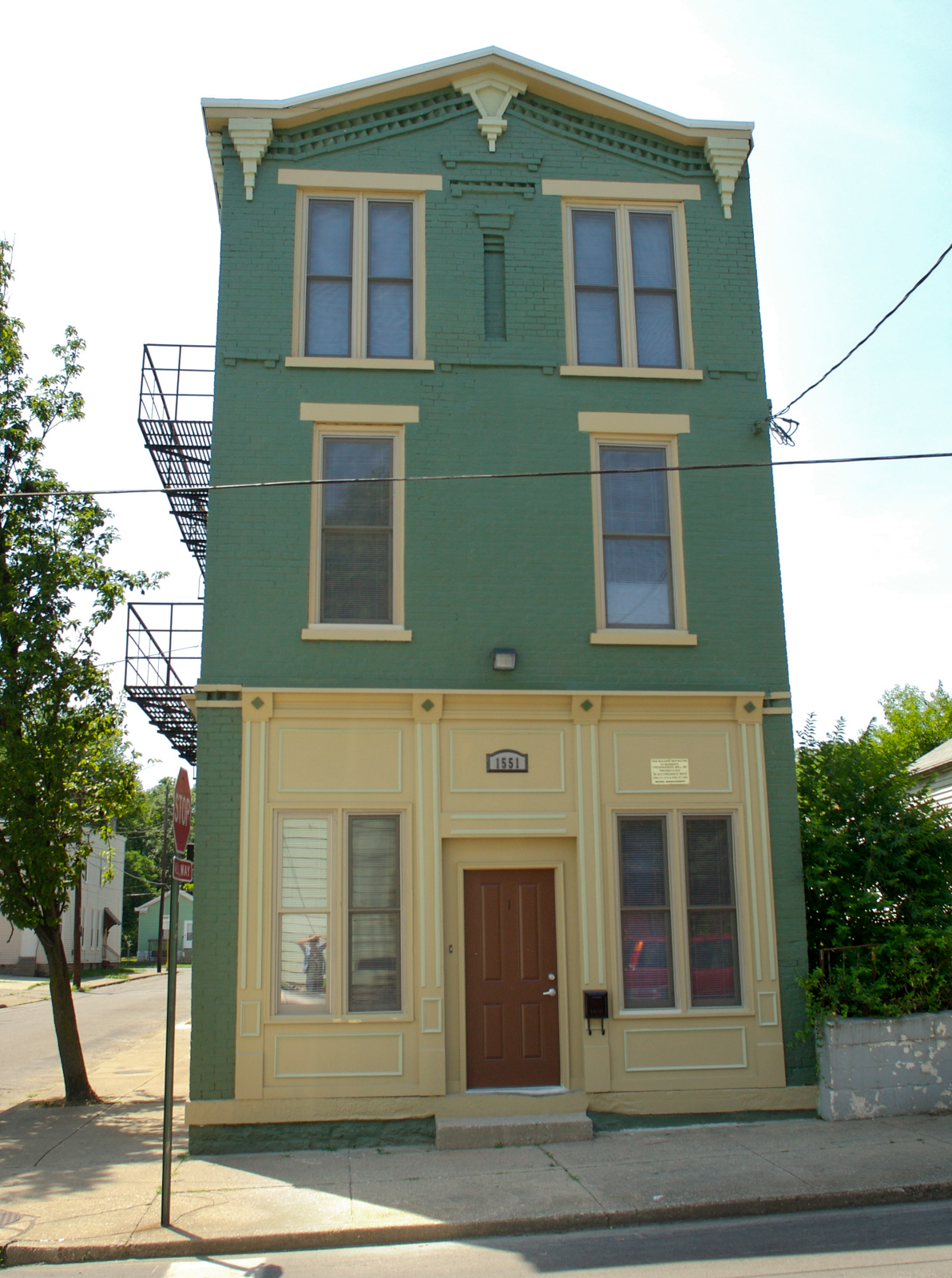 Eastside Historic Exterior 8