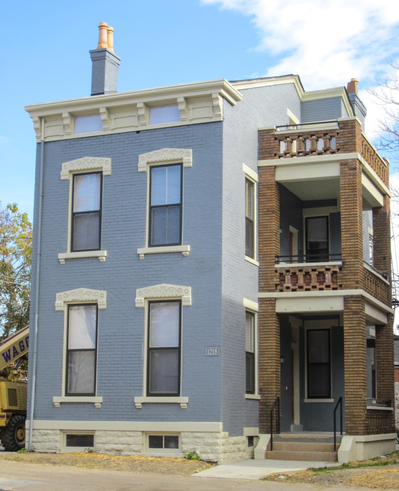 Eastside Historic Exterior 2