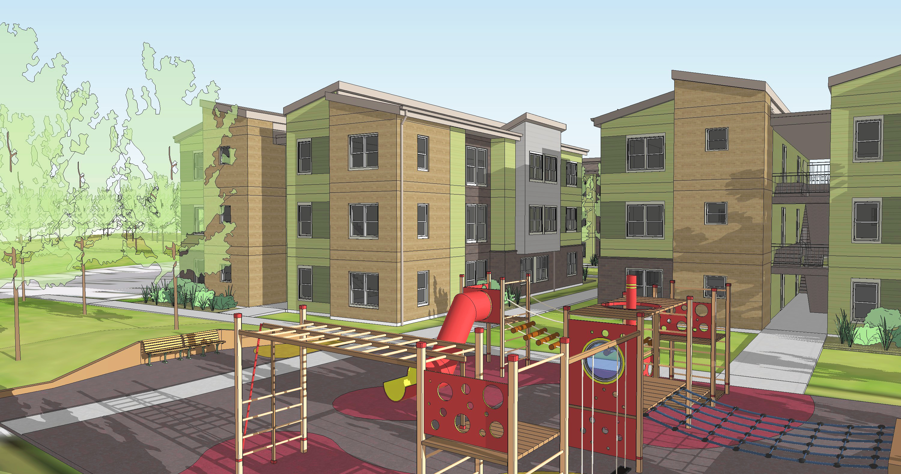 Parkside Phase 2 Rendering 3