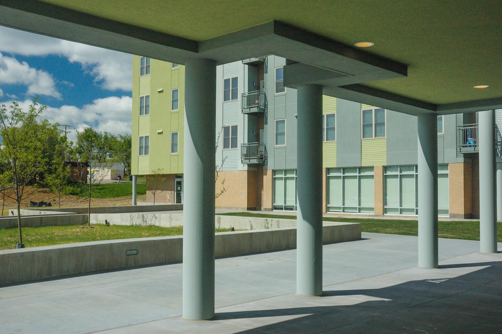 Parkside Phase 1 Exterior 2