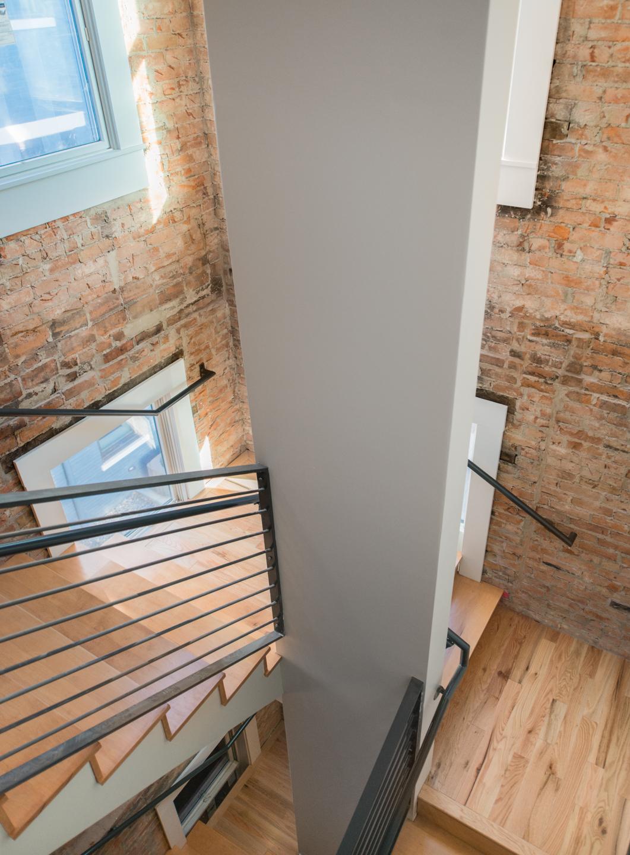 Osborne Condos Common Stair
