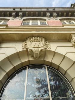 Alumni Lofts Historic Exterior 4