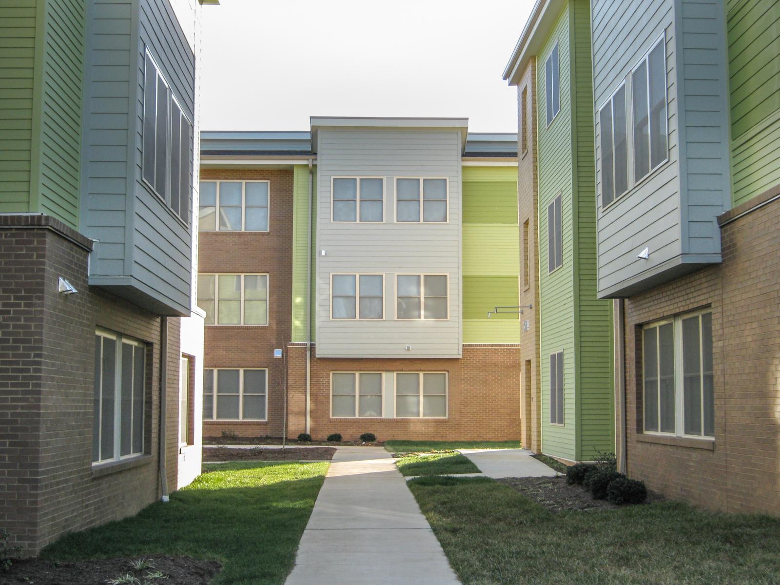 Parkside Phase 2 Exterior 3