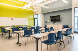 Shelterhouse Classroom