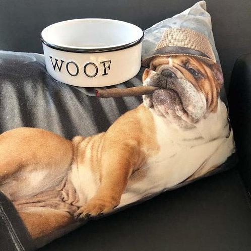 """Hundeliebe """"Woof"""""""