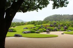 足立美術館庭園