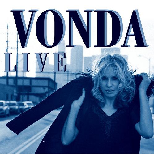 Vonda Live - CD Album