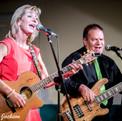Lisa & Tony at Kingswood Village Hall