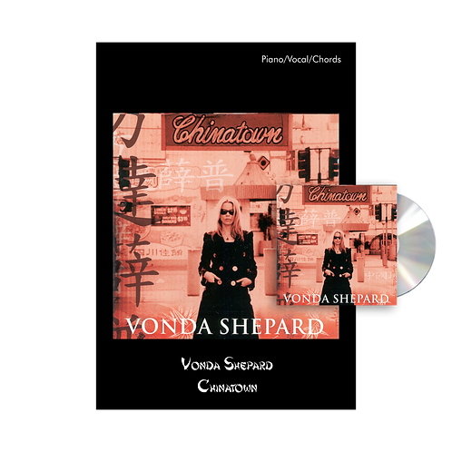 Chinatown - CD & Songbook Bundle