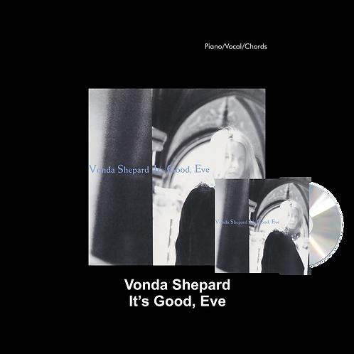 It's Good, Eve - CD & Songbook Bundle