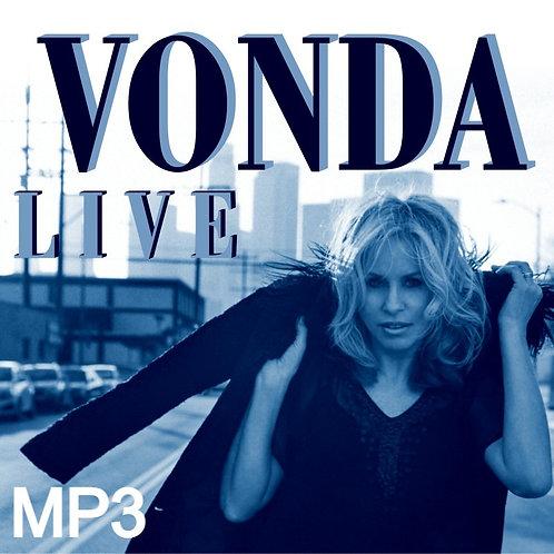 Vonda Live - MP3 Album