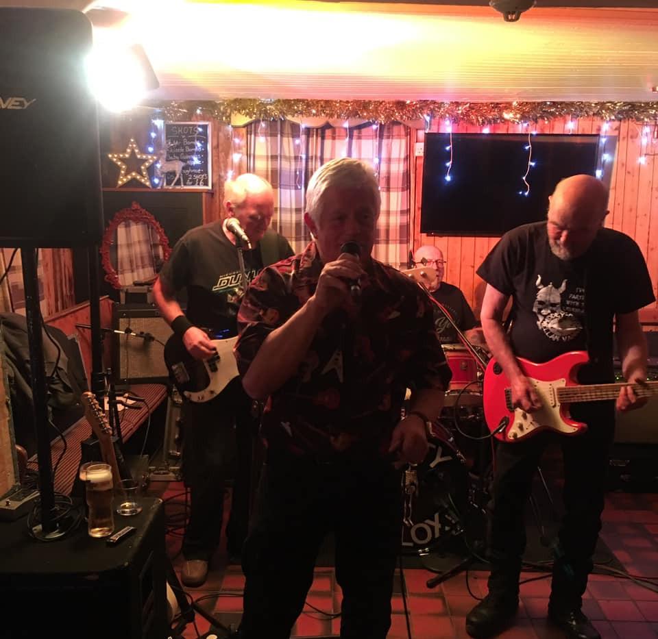 The Legendary Betty Swollox Band