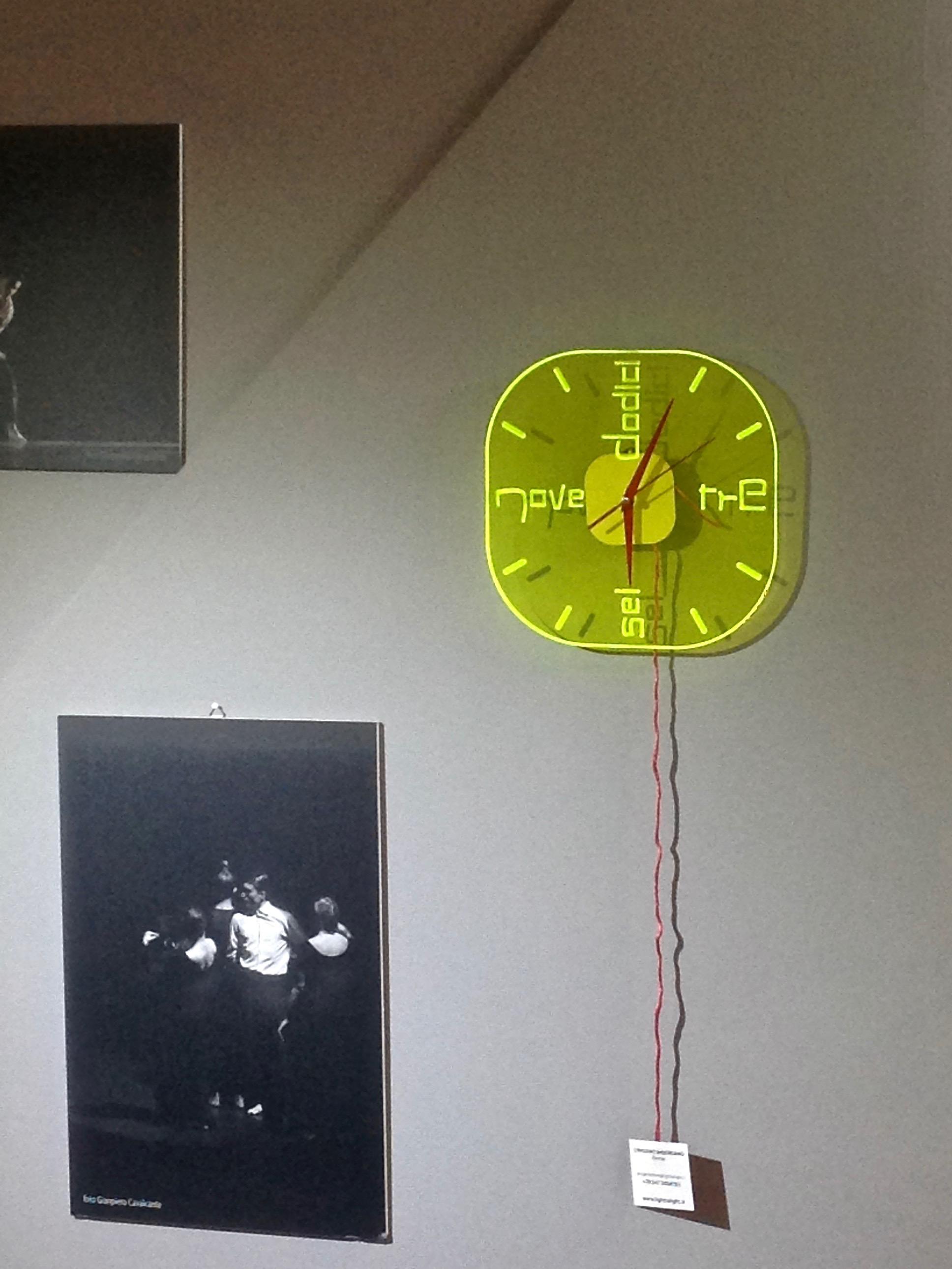 "Orologio da parete ""modern"" ""modern"""