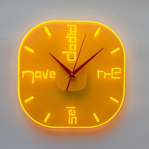 """Orologio da parete """"modern"""""""