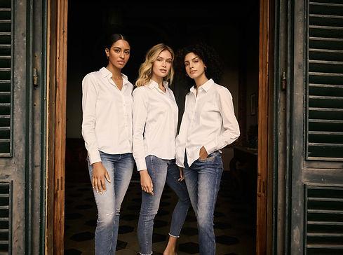 131730 Martina Sustainable Shirt - 13734