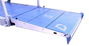 Accessories CSRC Convertible Stair Ramp Curb