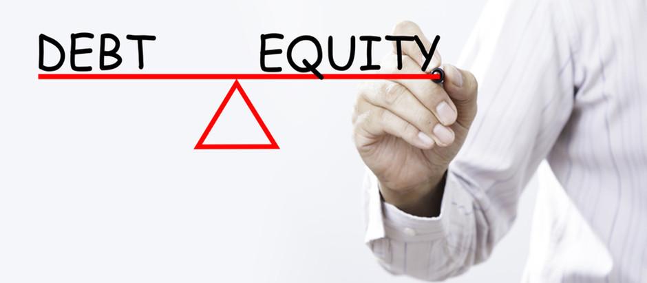 Investing 101: Equity vs Debt
