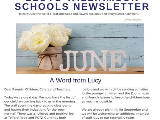 Newsletter 1/6/20