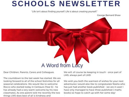 Newsletter 7/12/20