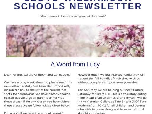 Newsletter 9/3/20