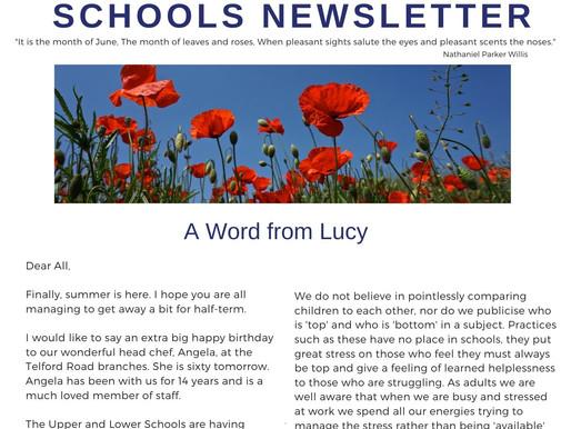 Newsletter 3.6.21