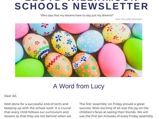 Newsletter 6/4/20