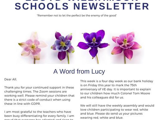 Newsletter 4/5/20