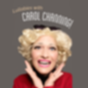 Lullabies with Carol Channing - Square .