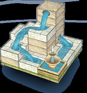 Puzzle agua