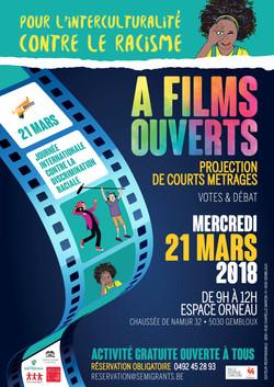 """Festival """"A films ouverts"""" 2018"""