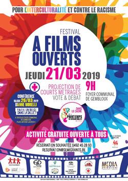 """Festival """"A films ouverts"""" 2019"""