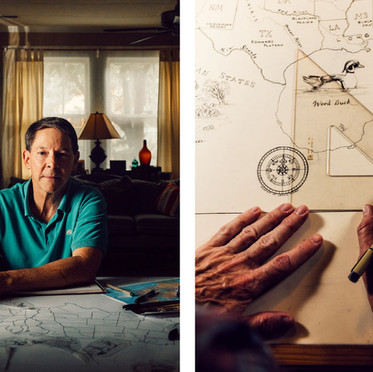 #157 Behind The Lens: New World Cartography