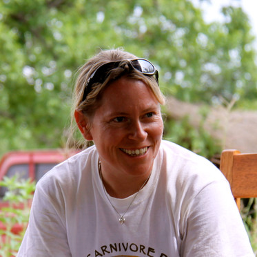 #150 Dr Amy Dickman: Humanity and sustainability in conservation