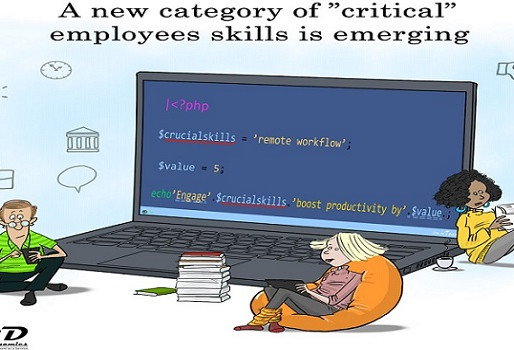 A Reconfiguration of Critical Skills in a Post-Pandemic Workforce