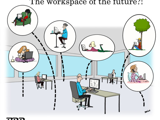Looking to the Future of Work and the Office