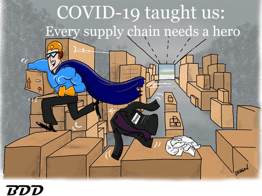 The Rise of Logistics and Supply Chain Management